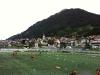 Spielfeld mit Blick auf Ischgl