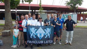 Fanclub Letzi_FCZ v FC Wohlen